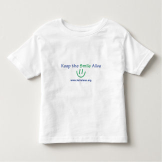 Toddler T-Shirt - Keep the Smile Alive