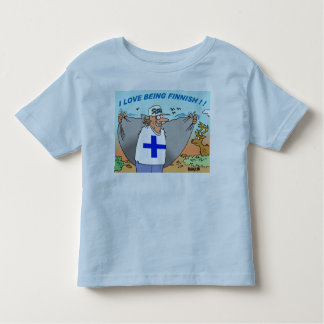 TODDLER T-SHIRTS FOR FINNISH KIDS