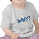 Toddler T - The why shirt