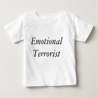 Toddler tee shirt with funny saying