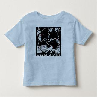 Toddler Teet:  Jugendstil - Affentheater Shirts