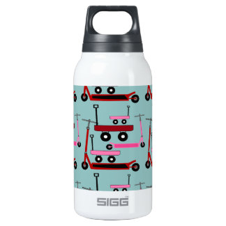 Toddler Transportation Red Pink Scooters Wagons Thermos Bottle