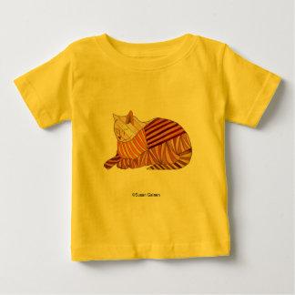 Toddler TShirt Samuel Sitting Cat