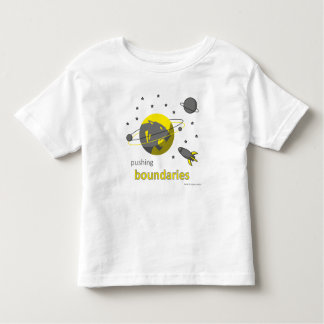 toddler tshirts - pushing boundries