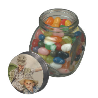 Toddler Tunes Glass Jelly Belly™ Glass Jar
