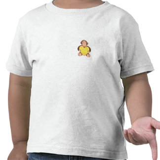 Toddler white t-shirt