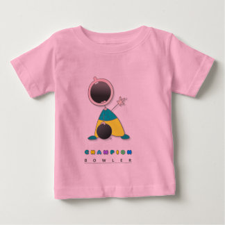 Toddlers Bowling Baby T-Shirt