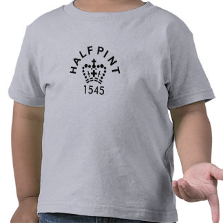 Toddlers English Half-pint T-shirt