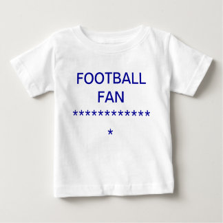 TODDLERS FOOTBALL FAN TSHIRT