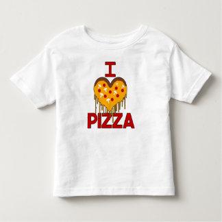 Toddler's Love Pizza Toddler T-shirt