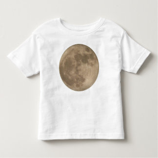 Toddler's Moon Shirt Baby Full Moon Shirts Gifts