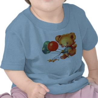 TODDLER'S TEDDY BEAR TEE SHIRT