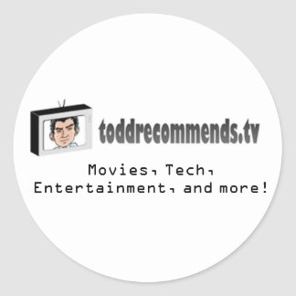 ToddRecommends Sticker