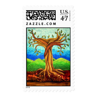 Todd's tree postage