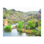 Todelo, Spain Gallery Wrapped Canvas