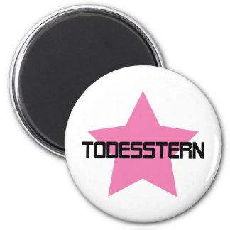 Todesstern icon magnet