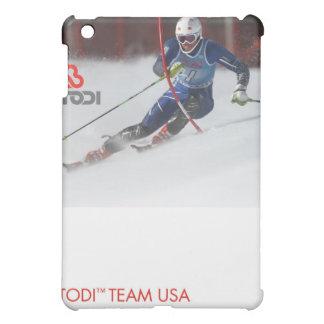 TODI Skiing iPad Mini Cover