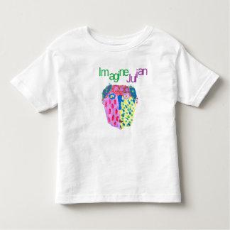Todler T Trippy Shirtd Remera