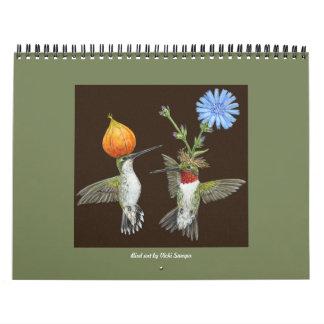 Todo el calendario del pájaro
