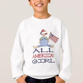 Todo el chica americano Annie Sudadera
