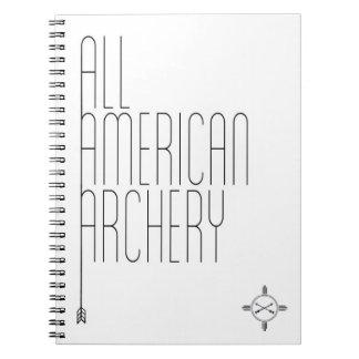 Todo el cuaderno americano del tiro al arco