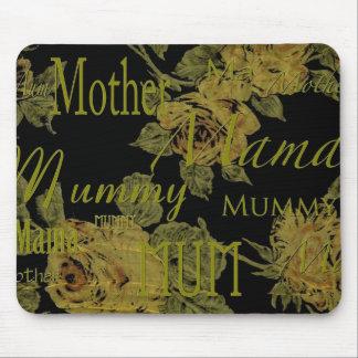 Todo el día de madres tapete de ratón