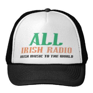Todo el gorra irlandés