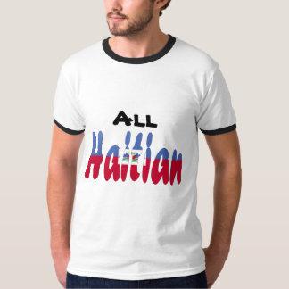 Todo el haitiano remera