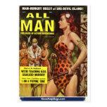 Todo el hombre, mayo de 1959 tarjeta postal