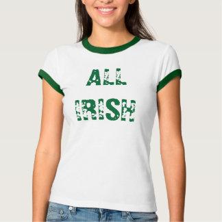 TODO EL IRLANDÉS - camiseta Poleras