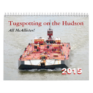 ¡Todo el Mc Allister2! Tugspotting en el Hudson Calendarios