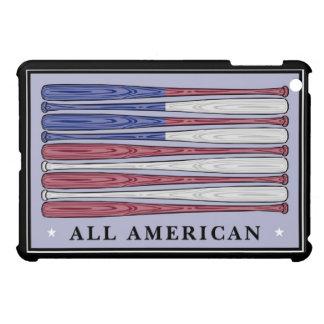 Todo el mini caso del bate de béisbol del ipad ame iPad mini carcasa