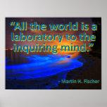 Todo el mundo es un laboratorio poster