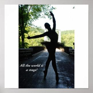 ¡Todo el mundo es una etapa! Poster