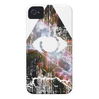 Todo el ojo que ve Case-Mate iPhone 4 cárcasas