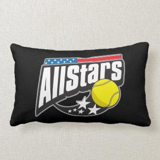 Todo el tenis de las estrellas almohadas
