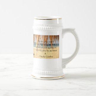 Todo el universo conspira taza de Stein