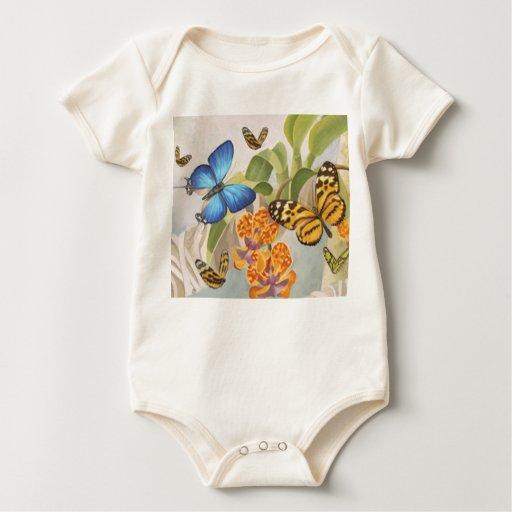 Todo el Uno-alboroto Body Para Bebé
