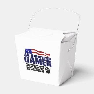 Todo el videojugador americano cajas para regalos