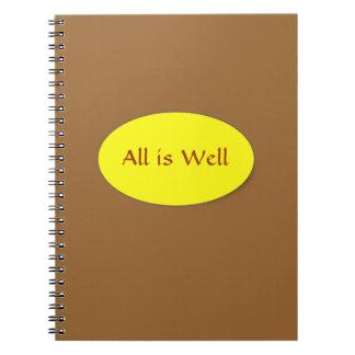 Todo es cuaderno bien