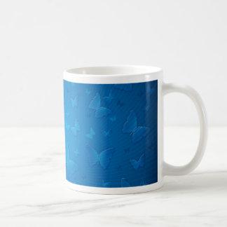 Todo es lleno de mariposas tazas de café