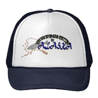 Todo es mejor en el casquillo de Alaska Gorro De Camionero