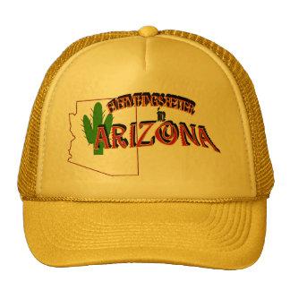 Todo es mejor en el casquillo de Arizona Gorros Bordados
