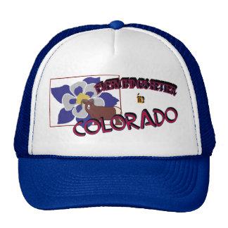 Todo es mejor en el casquillo de Colorado Gorras De Camionero