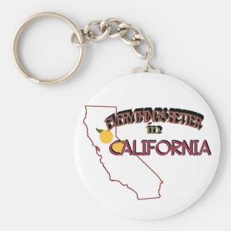 Todo es mejor en el llavero de California