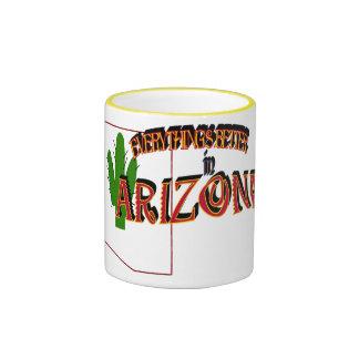 Todo es mejor en la taza de Arizona