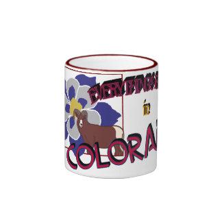 Todo es mejor en la taza de Colorado