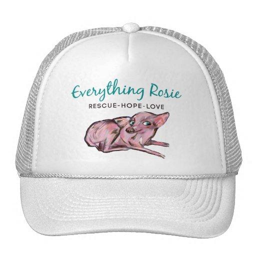 Todo gorra de Rosie