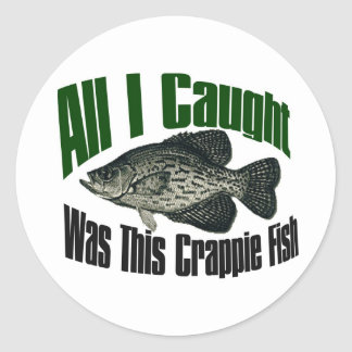 Todo lo que cogí era este pegatina de los pescados