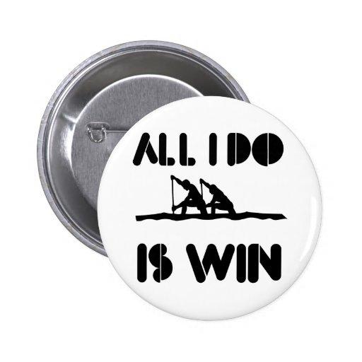Todo lo que lo hago es triunfo en el Rowing Pin Redondo 5 Cm
